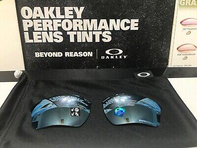 Oakley Half Jacket 2.0 XL Prizm Deep Water Polarized SKU# 101-110-005 New w/ (Oakley Half Jacket 2.0 Xl Polarized)