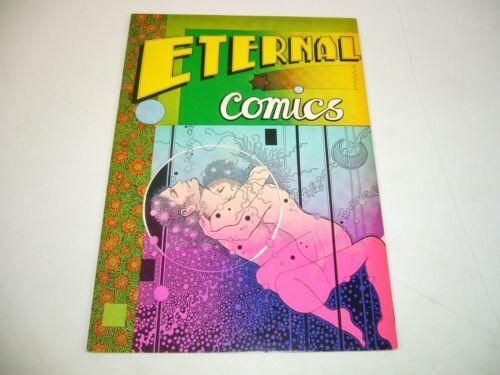 Eternal Comics #1 FN (1st) last gasp underground comix john thompson 1973