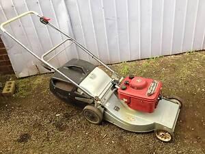Masport heavy duty Lawnmower + Catcher. Just serviced + Warranty Sunshine North Brimbank Area Preview