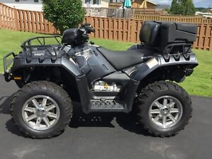 Polaris Sportsman 550 EFI ATV