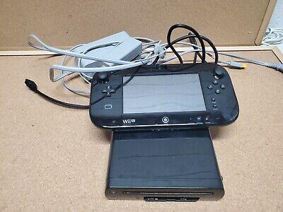 Nintendo Wii U 32GB Console w/ Mario Kart 8