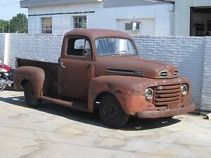 Looking for a old truck project
