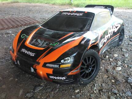 Traxxas 1:10 Rally VXL Brushless on/offroad beast Thagoona Ipswich City Preview