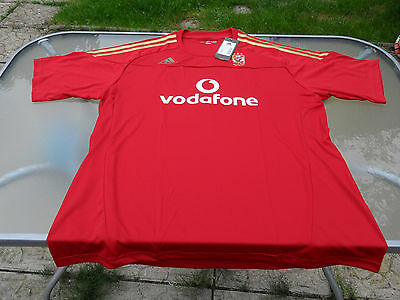 ADIDAS AL AHLY CAIRO HOME SHIRT 3XL MENS BRAND NEW TAGGED