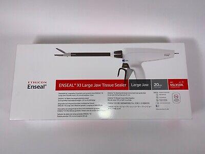 Ethicon X1 Large Jaw Sealer Model Nslx120l 20cm Brand New Expired 072019