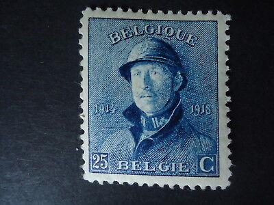 Belgique Belgîe Belgium year1919 -  cob:171 MH*