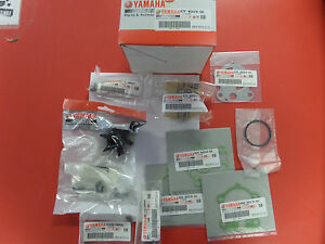 Yamaha F75,F80,F90,F100 Water Pump Repair Kit 67F-W0078-00-00 OFFICIAL YAMAHA