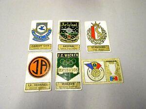 PANINI-calciatori-1971-72-sei-scudetti-arsenal-standard-cardiff