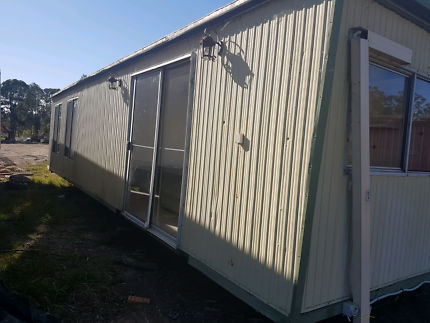 Frankland 40' demountable 1 bedroom home Clarence Town Dungog Area Preview