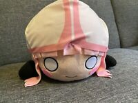 Sega Madoka Magica Kuttari Nesoberi 16/'/' Jumbo Plush Doll ~ Homura Akemi SG0038
