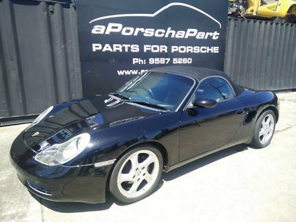 PORSCHE BOXSTER MANUAL 2002 Mordialloc Kingston Area Preview