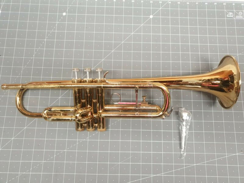 Bach Mercedes II USA Trumpet ULTRASONIC Cleaned