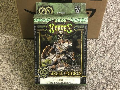 Hordes Circle Orboros - Loki - PIP 72099