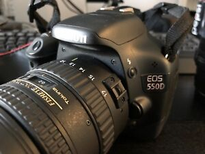 Canon 550D in great condition