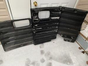 Gmc savana door panels