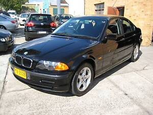 1998 BMW 318I Sedan 5 SPEED MANUAL REG 9/17 A1 RWC  $3999 Heidelberg Heights Banyule Area Preview