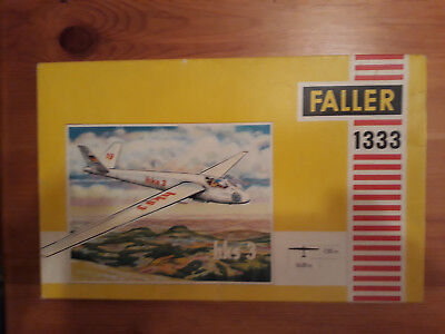 Faller 1:100 / HO  hks 3   Baujahr:  1973  2 Modelle