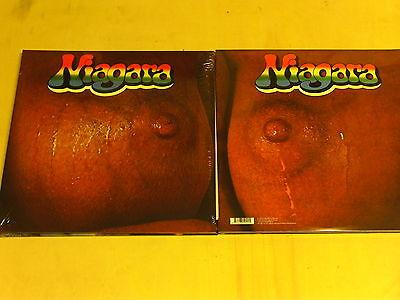 NIAGARA - Niagara - LP reissue of 1971-Krautrock-Klappcover-foc-Lindenberg-PMG