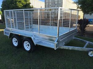 Massive 10 x 6 gal trailer with ramp - cage Darwin CBD Darwin City Preview