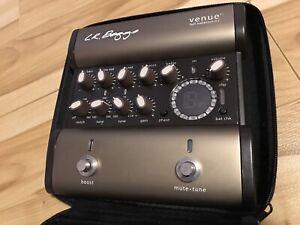 Pre-amp DI pedal
