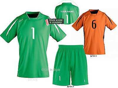 enfants Maracana Kit de football avec votre nom & numéro garçons vêtements sport
