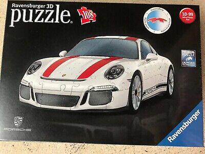 Ravensburger 12528 - Porsche 911 R, 3D Puzzle NEU gebraucht kaufen  Kastl