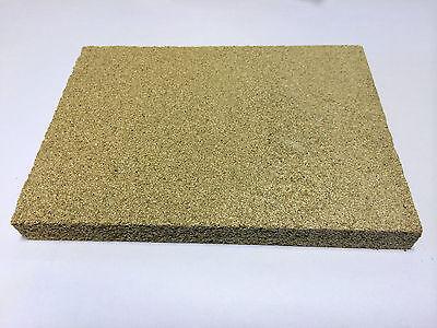 JEWELLERS SOLDERING BOARD BLOCK HEAT PROOF JEWELLERY VERMICULITE 275x200x25mm