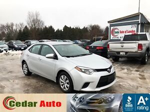2014 Toyota Corolla LE - Low Kms
