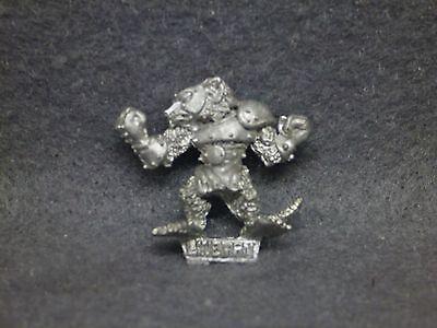 Blood Bowl Skaven lineman metal miniature 2nd ed 2a