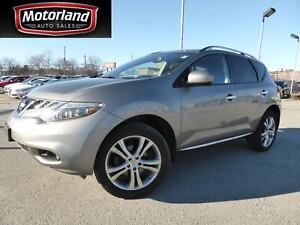 2012 Nissan Murano LE Leather Dual Roof
