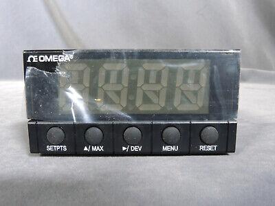 New Omega 18 Din Rtd Temperature Meter Process Controller Dp25b-rtd-r Series
