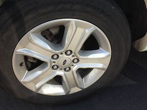 """17"""" ford territory wheels Primrose Sands Sorell Area Preview"""