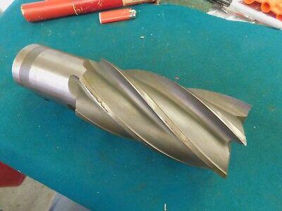 Usa Hss 3.0 X 6.0 Loc 6 Flute End Mill 2.50 Shank