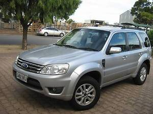 2008 Ford Escape Wagon ZD Auto 4x4 Marleston West Torrens Area Preview