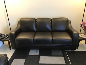 Like New Dark Brown Couch