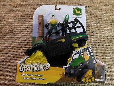John Deere New Off Road Gator w/Man and accessories John Deere Gator Accessories