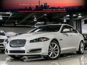 2015 Jaguar XF 3.0 AWD|NAVI|PARKING SENSORS