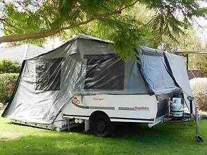 Cub Camper Trailer Supamatic Wagga Wagga Wagga Wagga City Preview
