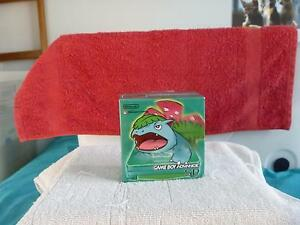 Nintendo Game Boy Advance SP Pokemon Center (Japan) Venusaur.