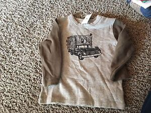Gap long sleeve shirt, brand new with tags, size 2
