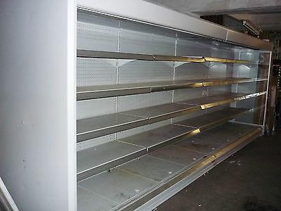 Wandkühlregal Kühlregal Kühlverkaufsregal Verkaufsregal KMW 2006