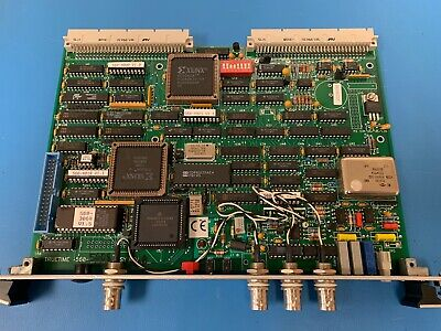 Truetime Vme-sg Signal And Time Generator Card 560-5608