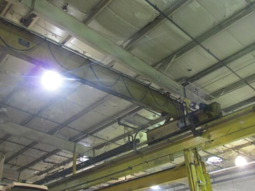 One 10 Ton Crane & One 20 Ton Crane! Made In USA!  Under Power! Two For A Deal!