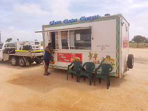 Food van and 6 wheel hilux South Hedland Port Hedland Area Preview