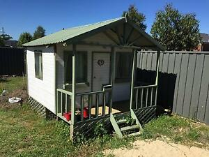 Arron's Cubby House 3m X 2.5m Mernda Whittlesea Area Preview