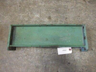 John Deere Unstyled B Radiator Side B396r Small Letter Side