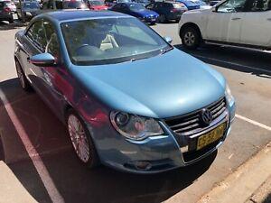 2009 Volkswagen Eos Convertible