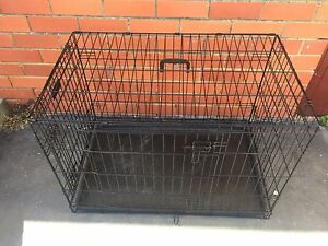 Puppy cage Lindisfarne Clarence Area Preview