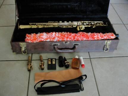 Soprano Saxophone Calamvale Brisbane South West Preview