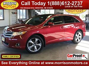 2015 Toyota Venza XLE - V6 *GREAT DEAL!